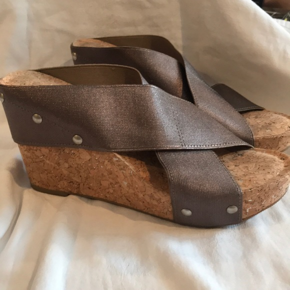 Lucky Brand Shoes - Lucky Brand 6.5 Wedge Sandal